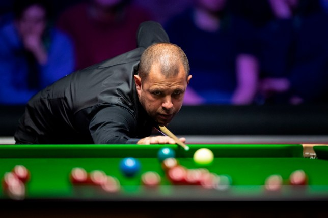Barry Hawkins during day six of the 2019 Dafabet Masters at Alexandra Palace, London. PRESS ASSOCIATION Photo. Picture date: Friday January 18, 2019. See PA story SNOOKER London. Photo credit should read: Victoria Jones/PA Wire