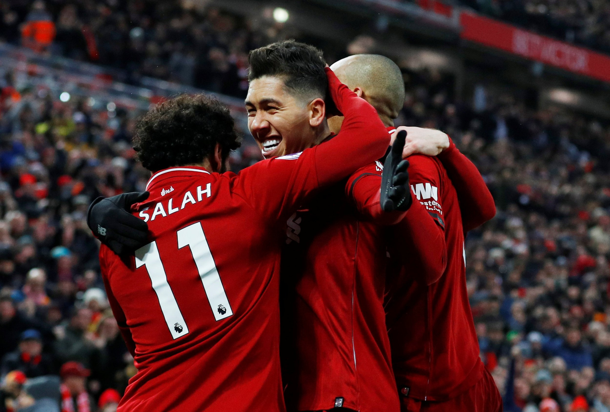 Mohamed Salah reveals details of half-time team talk which inspired Liverpool's win against Crystal Palace