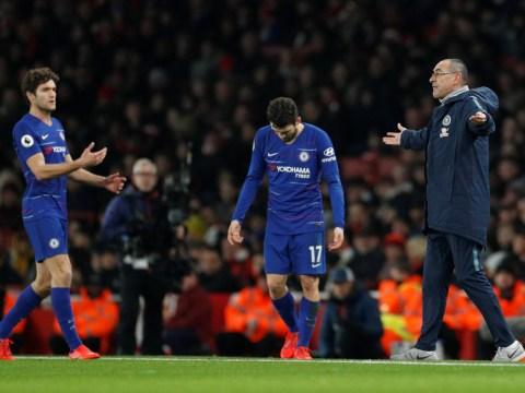 Gary Neville backs Maurizio Sarri's public shaming of his Chelsea stars