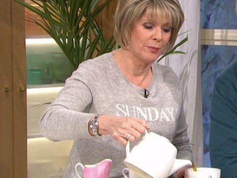 'I am disgusted': Ruth Langsford's tea preferences sparks online debate