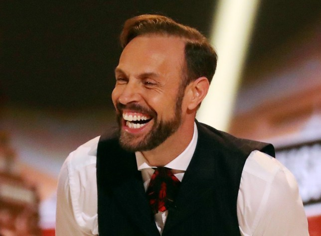 Editorial use only Mandatory Credit: Photo by Matt Frost/ITV/REX (10067937a) Jason Gardiner 'Dancing on Ice' TV show, Series 11, Episode 3, Hertfordshire, UK - 20 Jan 2019