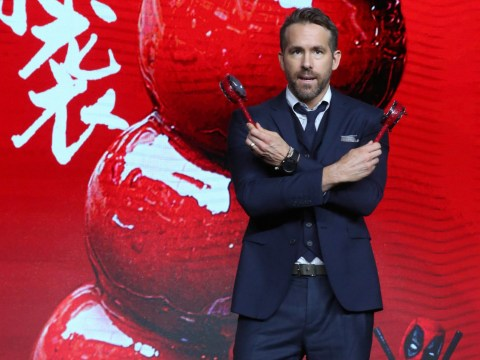 Ryan Reynolds skips surgery to attend Deadpool 2 Chinese premiere