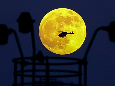A supermoon will light up the sky tomorrow and it's going to be epic