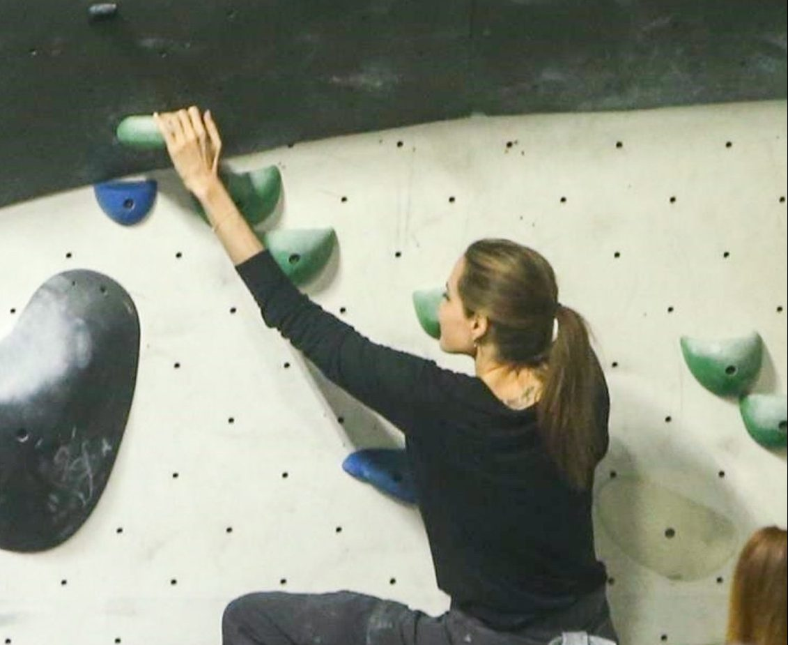 Angelina Jolie goes full-on Lara Croft on rock climbing day out amid Brad Pitt and Charlize Theron dating claims