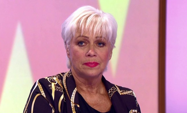 Denise Welch, Loose Women (Picture: ITV)