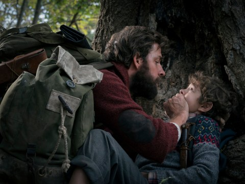 John Krasinski has started filming A Quiet Place 2 – but please don't scream