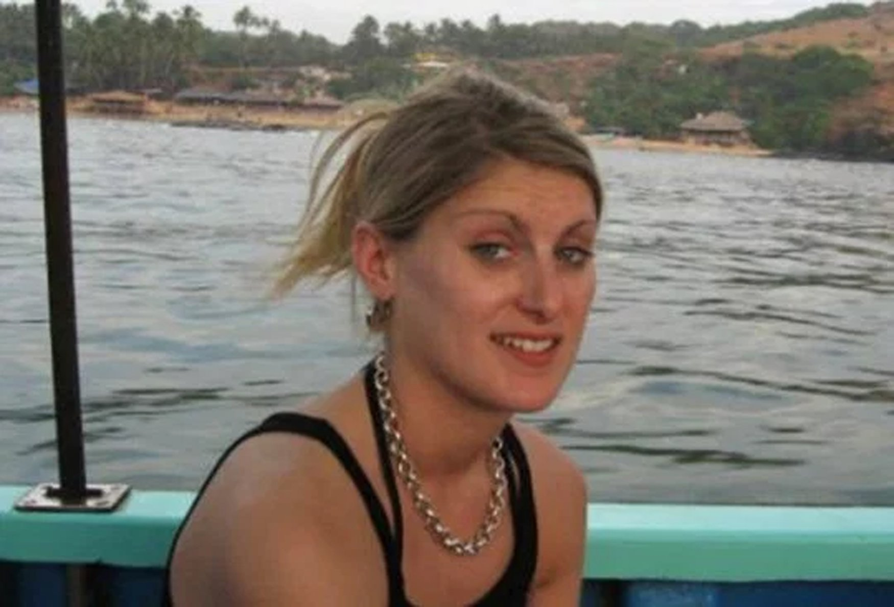 INS News Agency Ltd. 22/01/2019 *************** Picture by INS News Desk *************** British stewardess Rebecca Boyle who had just started work on a ?6 million yacht La Polonia moored in the Italian Riveria died after falling down steep steps in her bedroom, an inquest in Reading, Berks., heard today (Tue). The captain of the 150ft yacht that can accommodate 10 guests as well the crew of seven people ? and costs ?150,000 a week to charter - said he had warned Ms Boyle about reigning in the 32-year-old's heavy drinking after seeing her with red eyes and clearly hungover. But on July 3 2018, the night of England's dramatic World Cup victory over Colombia during a penalty shoot-out, Ms Boyle was seen drinking straight vodka with a friend on the Quay in the port of Imperia before she was escorted back to her accommodation. She was found dead the next day after a colleague heard her alarm going off and went to wake her. Berkshire Coroner ruled her death was accidental. See copy INSyacht