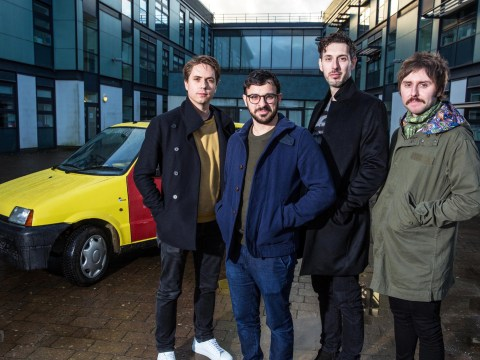 The Inbetweeners James Buckley rules out series ever returning: 'I don't want to ruin it anymore'
