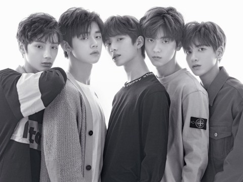 K-pop boyband TXT to make debut next month as first album is confirmed