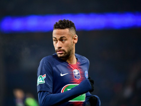 Paris Saint-Germain confident Neymar will return from injury setback in time for Manchester United Champions League clash