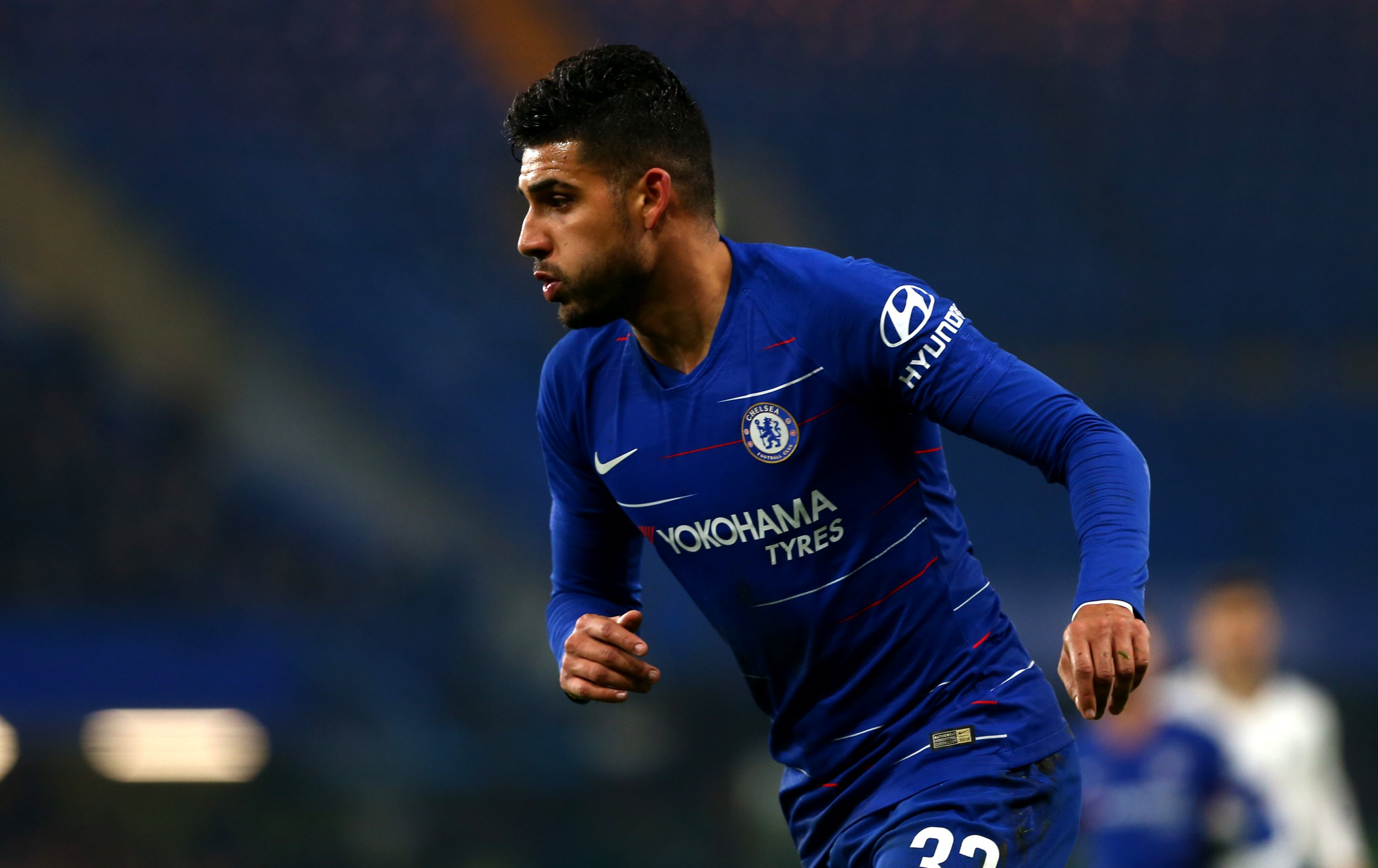 Maurizio Sarri reveals why Emerson Palmieri is not always starting ahead of Marcos Alonso for Chelsea