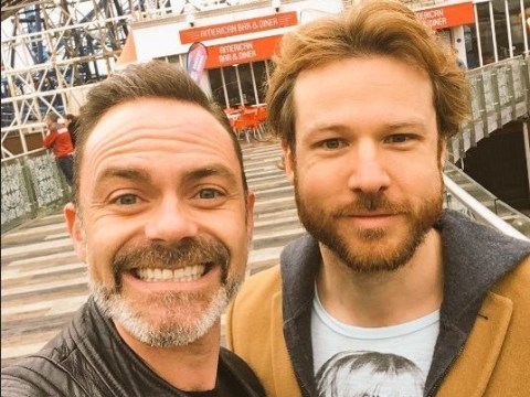Coronation Street's Daniel Brocklebank splits from boyfriend after two years
