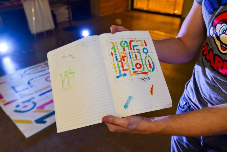 Sacha Coward, My Odd Job, Escape room designer
