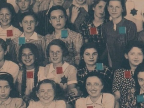 Holocaust survivor marked school picture to see how many classmates were killed by Nazis