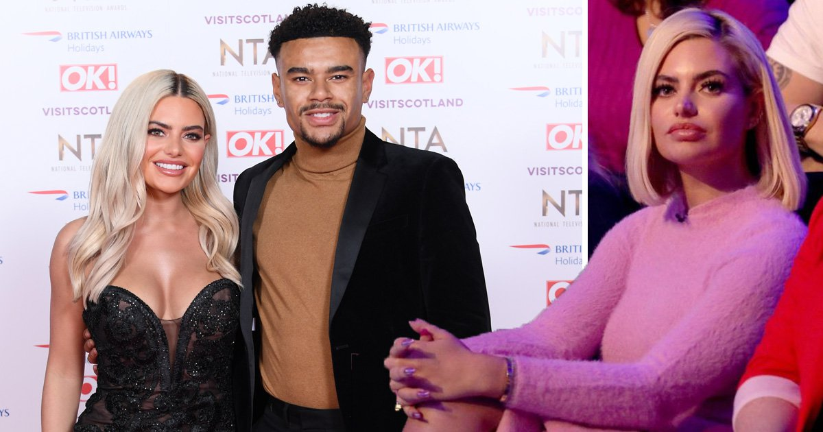 Megan Barton-Hanson confirms she'll be down at Dancing On Ice tomorrow to support ex-boyfriend Wes Nelson
