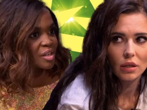 Cheryl and Oti Mabuse lock horns in intense showdown during The Greatest Dancer deliberations