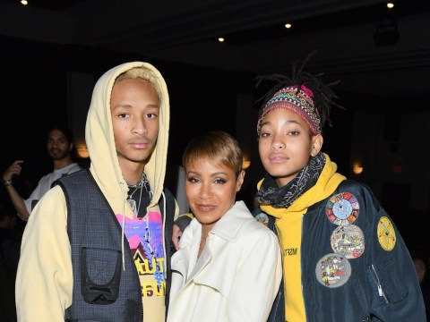 Jada Pinkett Smith took Jaden Smith and Willow Smith to orphanages to teach them 'privilege'
