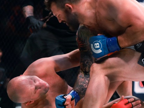 Ryan Bader stops Fedor Emelianenko in 35 seconds to become double Bellator champion