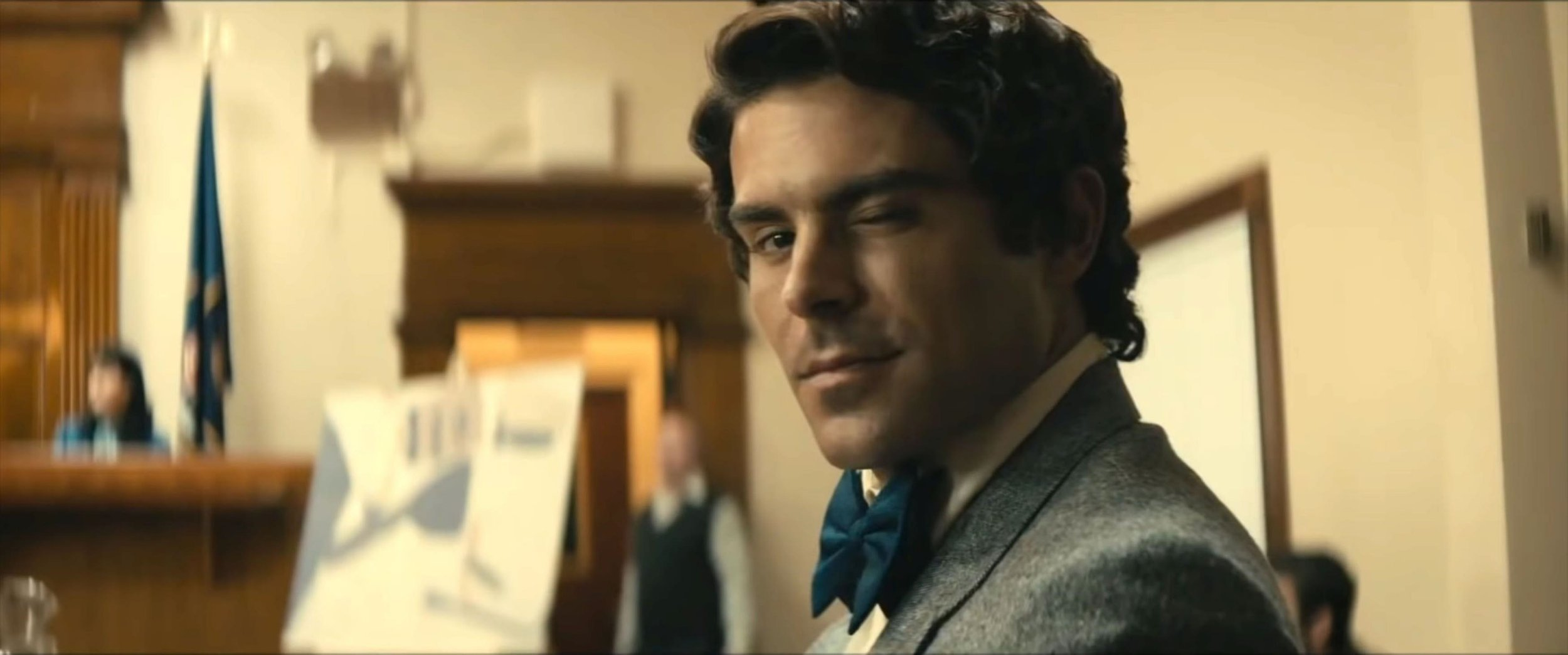 Extremely Wicked, Shockingly Evil and Vile starring Zac Efron as Ted Bundy