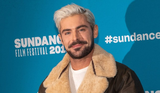 Mandatory Credit: Photo by MJ Photos/REX (10074375by) Zac Efron 'Extremely Wiched Shockingly Evil and Vile' premiere, Sundance Film Festival, Park City, USA - 26 Jan 2019