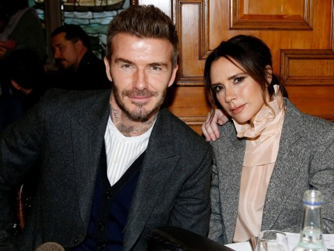 Victoria Beckham admits she drives husband David mad with her mess