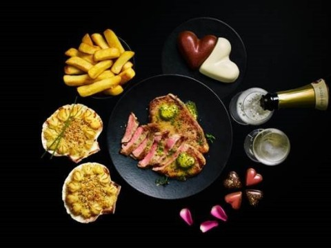 M&S launches £20 dine in Valentine's Day menu – and there's a fully vegan option for the first time