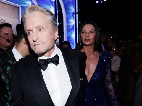Michael Douglas snubs Aussie journalist at the Emmys