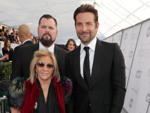 Bradley Cooper takes mum Gloria to SAG Awards 2019 while Irina Shayk goes to work