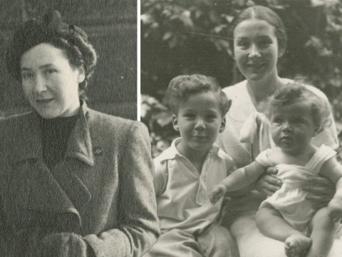 Holocaust survivor's letter from his mum moments before she died in Auschwitz displayed at museum