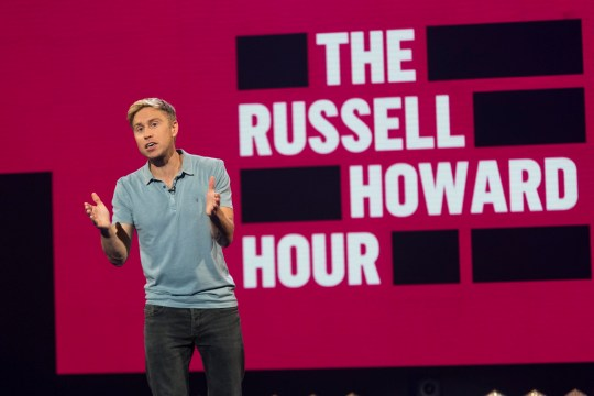 Russell Howard says BBC made him re-write Isis joke