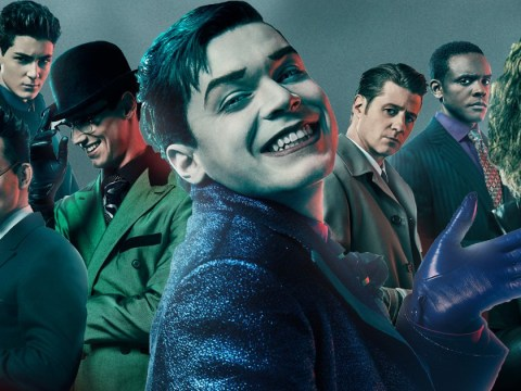 Gotham's Cameron Monaghan reveals disgusting truth behind Jeremiah's tailored Joker suits