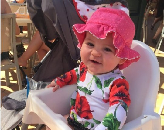 A 15-month-old baby girl died from sepsis after being sent home from hospital with ibuprofen and Calpol. Evie Crandle died on April 16, last year, two days after her parents - Samantha McNeice and Phil Crandle - took her to Whiston Hospital. Evie Crandle died aged just 15-months-old from sepsis