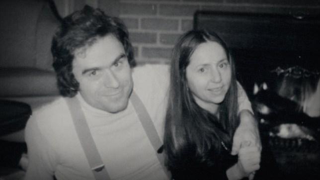 Ted Bundy and girlfriend Elizabeth Kloepfer
