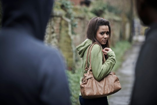 1 in 5 girls worry about sexual harassment every single day Danger of city life for young people