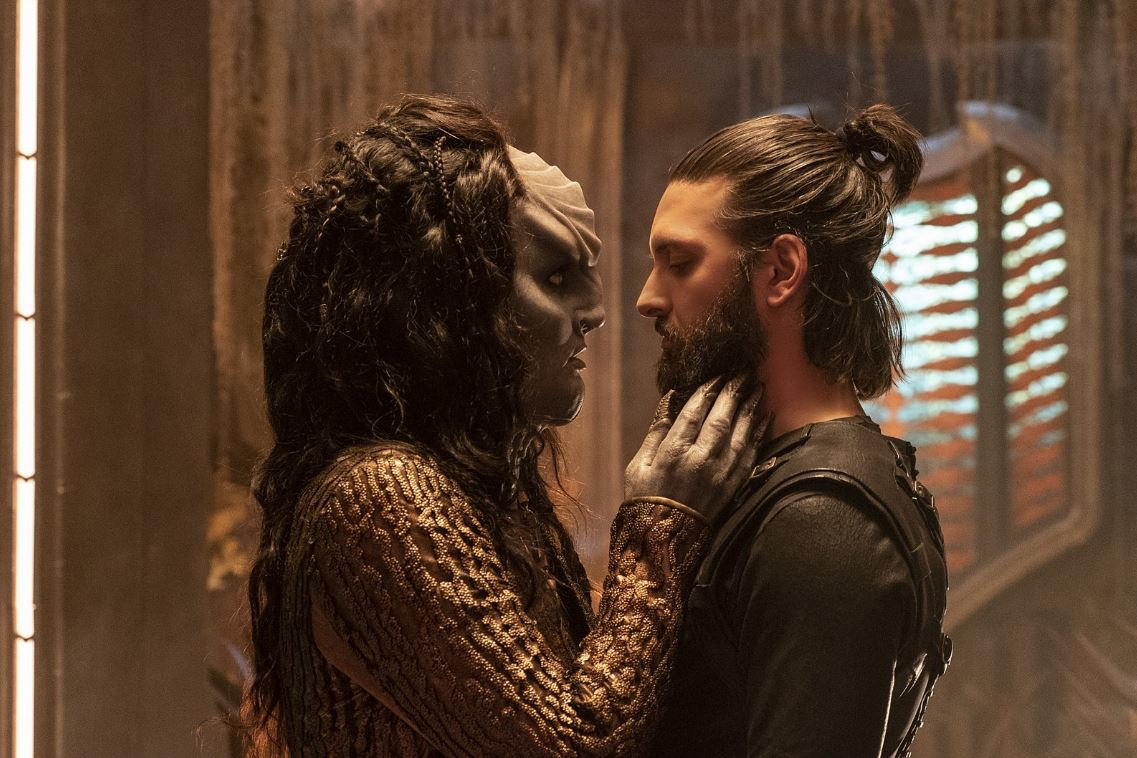 Star Trek: Discovery confirms why Klingons were bald as L'Rell returns with full head of hair