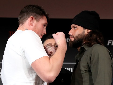 Darren Till aims to begin rebuild of empire with 'no bulls*** war' against Jorge Masvidal at UFC London