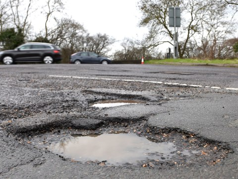 Roads to be made from recycled plastic to stop potholes forming