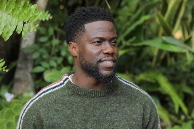 Mandatory Credit: Photo by Chelsea Lauren/REX/Shutterstock (10052976v) Kevin Hart 'The Upside' film photocall, Los Angeles, USA - 30 Oct 2018