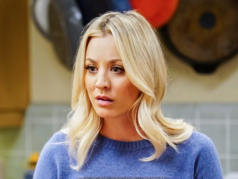 Kaley Cuoco reveals The Big Bang Theory finale will be shot without audience because it's that emotional
