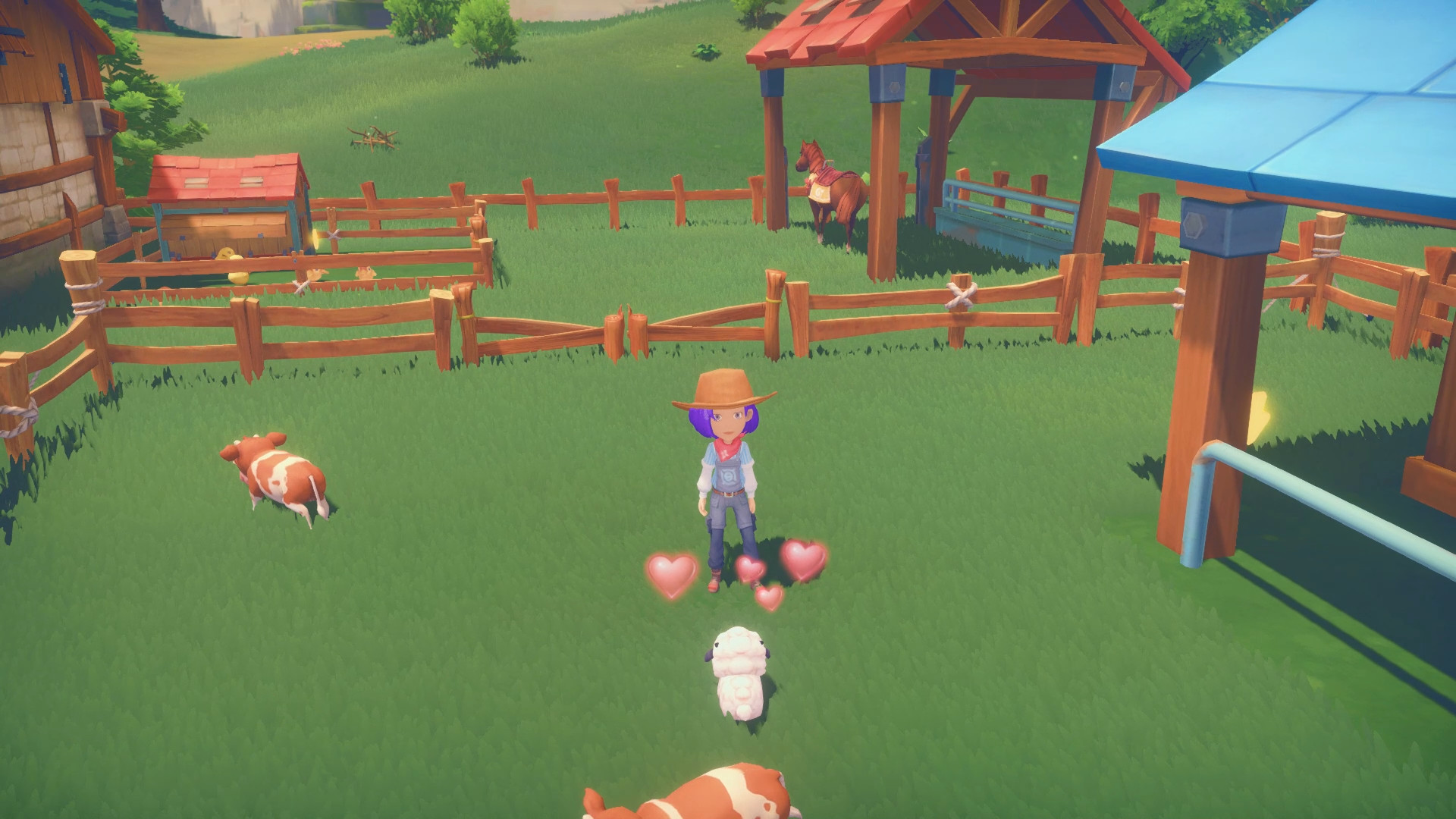 My Time At Portia (PC) - farming is only the half of it