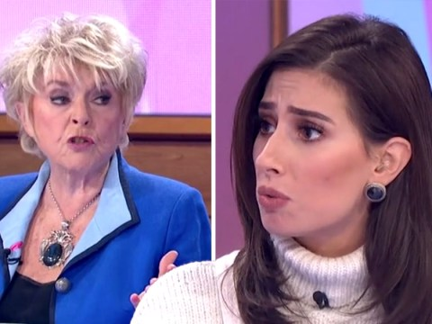 Stacey Solomon firmly puts Gloria Hunniford in her place as viewers get upset over 'transphobic' debate