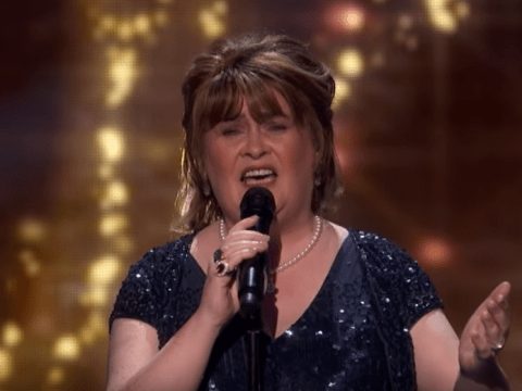 When is Susan Boyle performing next on America's Got Talent The Champions?