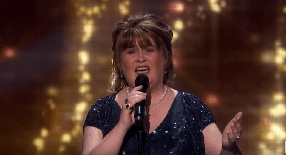 America's Got Talent The Champions fans are kicking off because they can't vote for Susan Boyle: 'We've been fans for years'