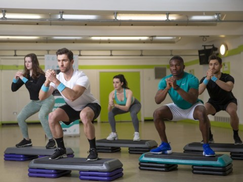 This gym class rewards you with a free takeaway when you're finished