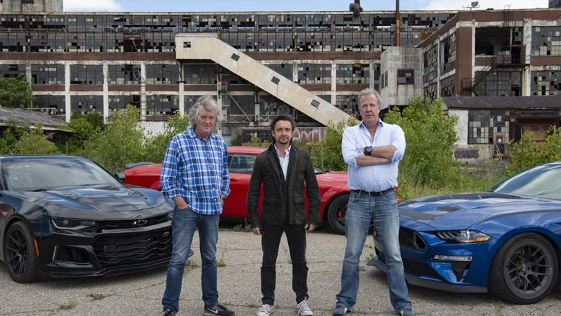 The Grand Tour season 3 episode 1 review: Jeremy Clarkson vents Detroit frustrations in well-oiled return
