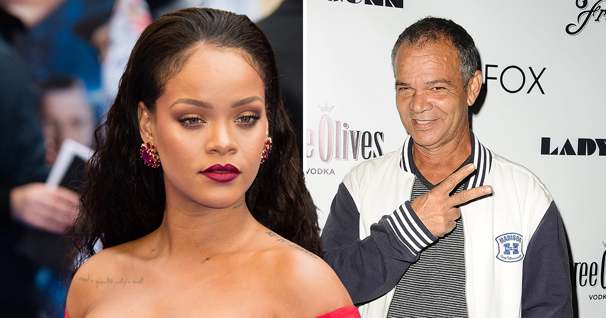 Rihanna suing her father for using trademarked family name Fenty for his own business