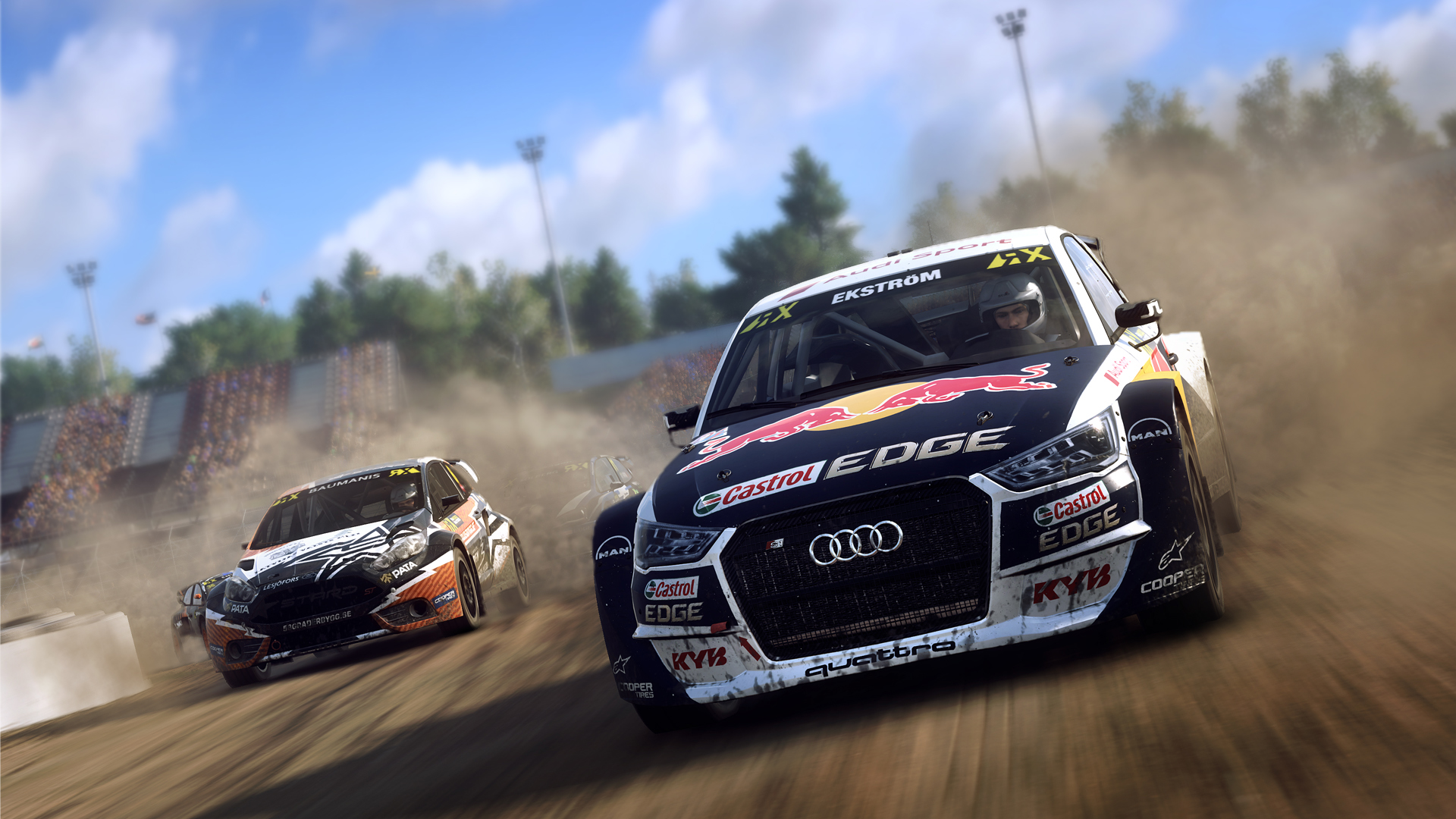 DiRT Rally 2.0 hands-on preview and interview – mud, sweat, and tyres