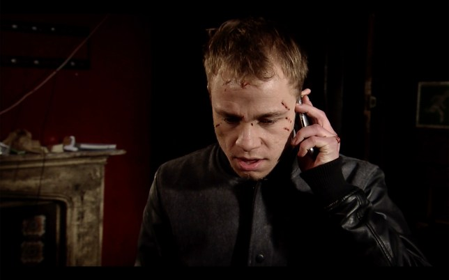 Clayton gets desperate in Coronation Street