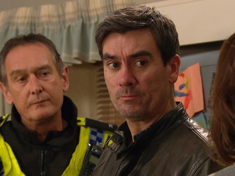 Emmerdale spoilers: Cain Dingle makes a confession to police about Joe Tate's death