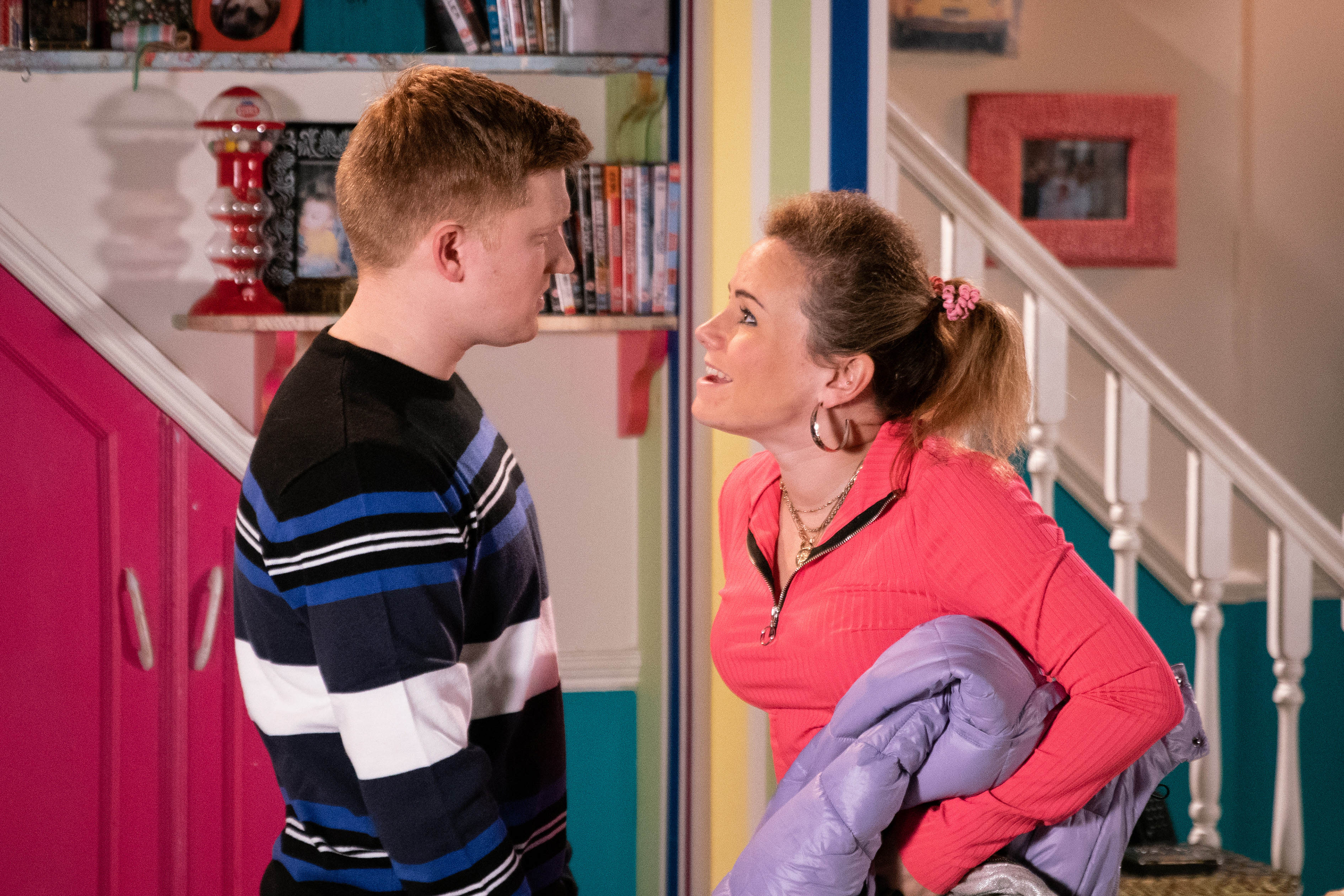 Coronation Street spoilers: Gemma Winter and Chesney Brown split after she teaches Joseph a filthy swear word?